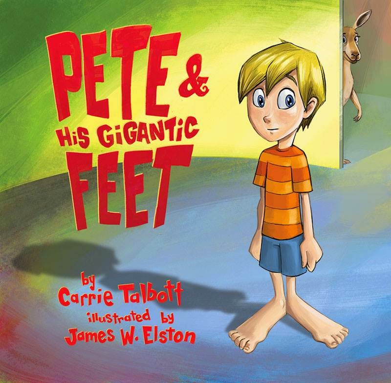 Pete_and_His-Gigantic_Feet_by_Carrie_Talbott-