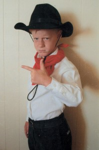 Micah cowboy