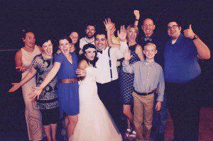 Deniss wedding