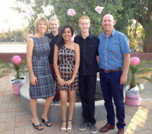 Family & Mariana