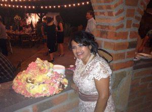Wedding cake flop