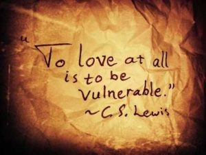 c.s. lewis vulnerable