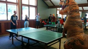 micah & dino ping pong